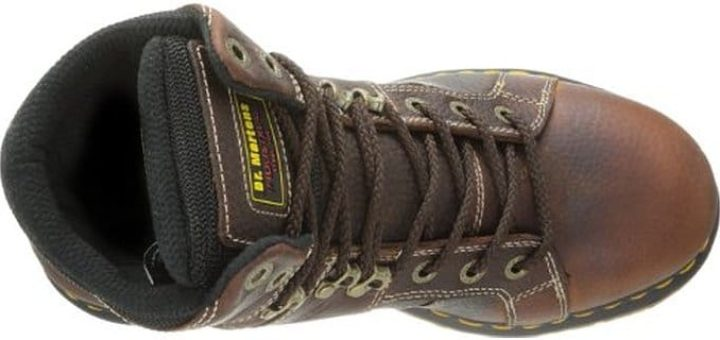 Extra Wide Steel Toe Work Boots for Men