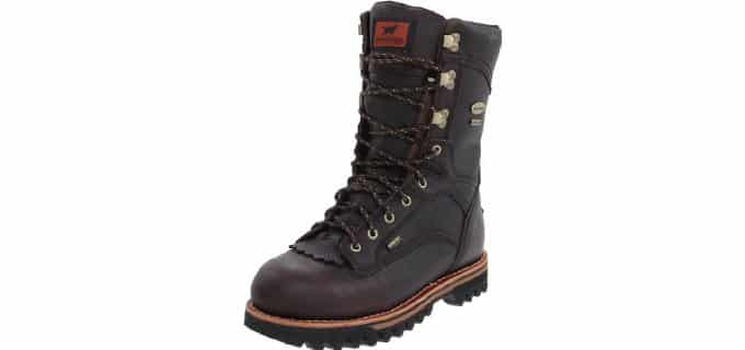 Irish Setter Men's Elk Tracker - Cold Weather Work Boot