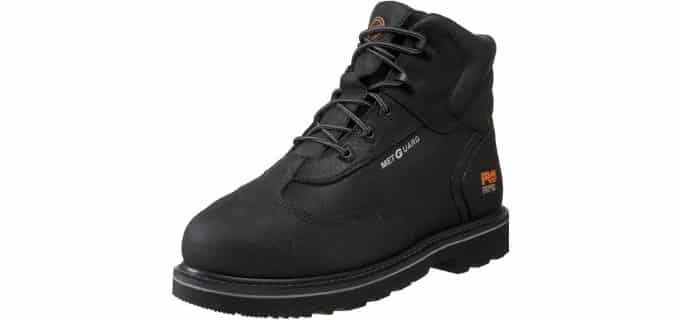 Timberland Pro Men's Internal - Met Guard Safety Work Boot