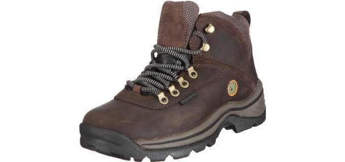 Timberland Women's White Ledge - Comfortable Hiking Work Boots