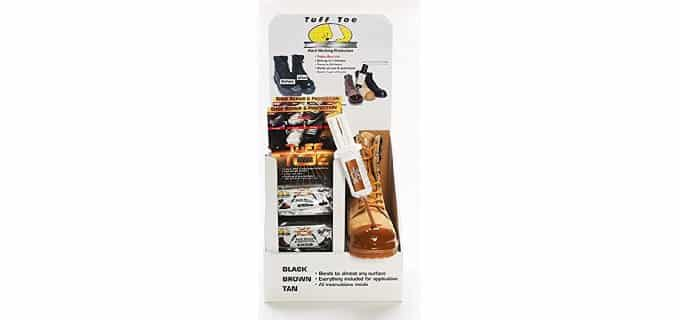Tuff Toe Men's Polyurethane - Work Boot Protector