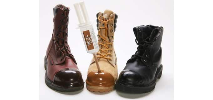 Steel Toe Guards for Work Boots