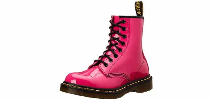 Dr. Martens Women's 1460 - Best Pink Combat Boots for Women