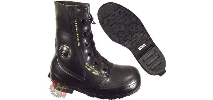 Combat Boot Men's Mickey Mouse - Extreme Cold Work Boots