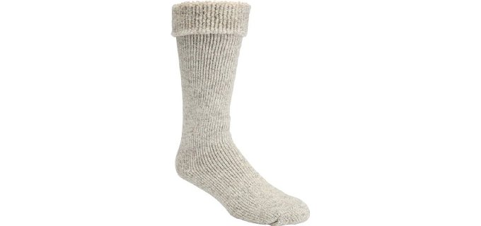 JB Fields Men's Below Icelandic Socks - Extreme Cold weather Socks