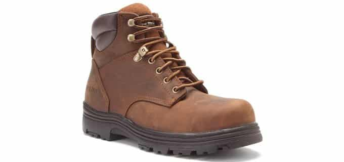 Carolina Men's CA3026 - Soft Toe Work Boots