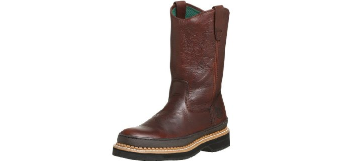 Georgia Boot Men's Wellington - Giant Gardening Boots