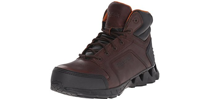 Reebok Men's Zigkick - Athletic 6 Inch Work Gardening Boots