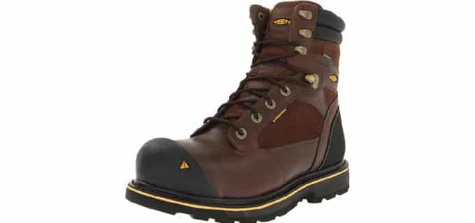 Keen Men's Utility Sheridan - Insulated Composite to Electrical Work Boot
