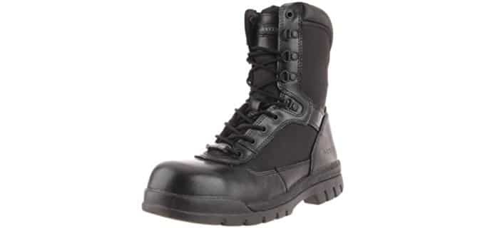 Bates Men's Safety Enforcer - Steel Toe Combat Boot