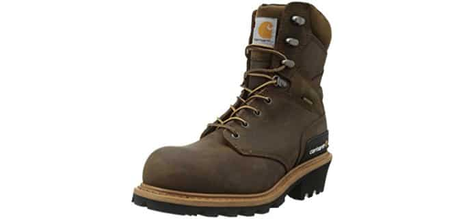 Carhartt Men's CML8369 - 8 Inch Insulated Composite Toe Work Boot