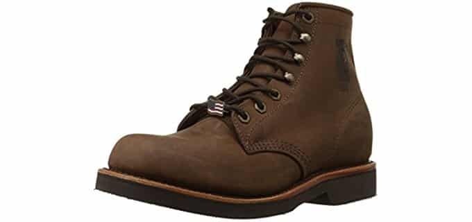 Chippewa Men's Rugged - Handcrafted Waterproof Boots