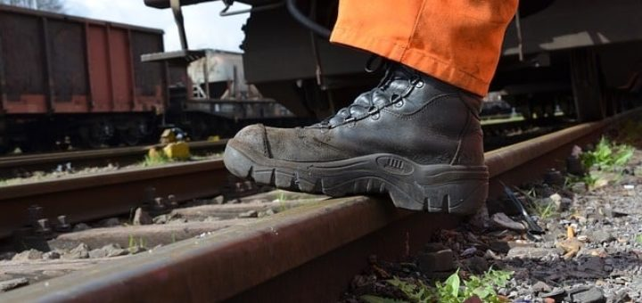 Comfortable Steel Toe Boots