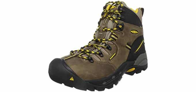 Keen Men's Utility - Pittsburg Steel Toe Work Boot