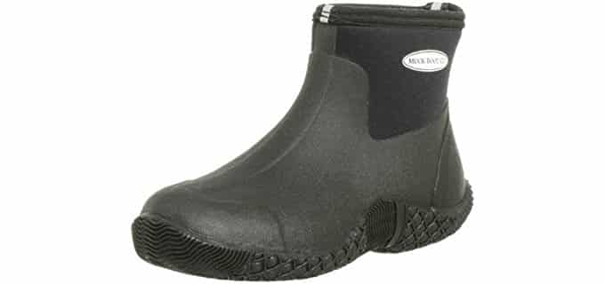 The Original Muckboots Men's Adult Jobber - Ankle High Rubber Boot