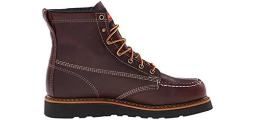 Wedge Sole Work Boots