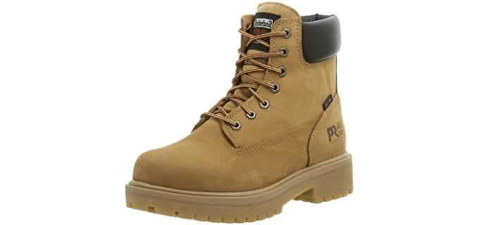 Timberland PRO Men's Direct Attach - Six-Inch Soft-Toe Work Boots