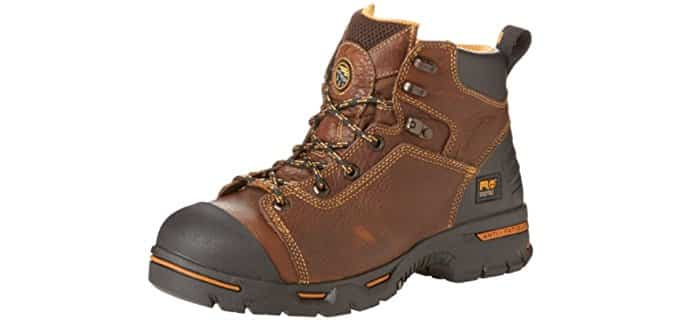 Timberland Pro Men's Endurance - 6 Inch Waterproof Comfort Work Boot