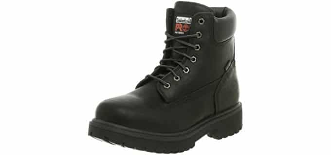 Timberland Pro Men's Direct Attach - Insulated 6 Inch Comfortable Work Boot