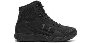 Under Armour Men's Valsetz - Tactical Boots for Low Arches / Flat Feet