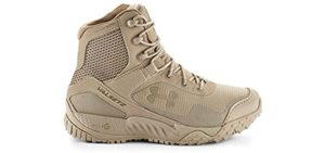 Under Armour Women's Valsetz - Tactical Boots for Low Arches / Flat Feet